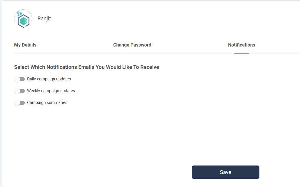 Qualzz email notifications