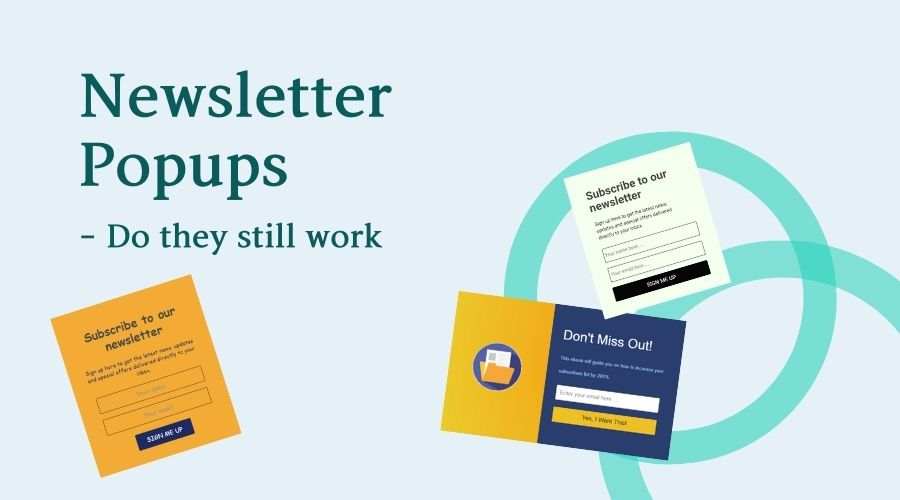 Newsletter Popups Shopify