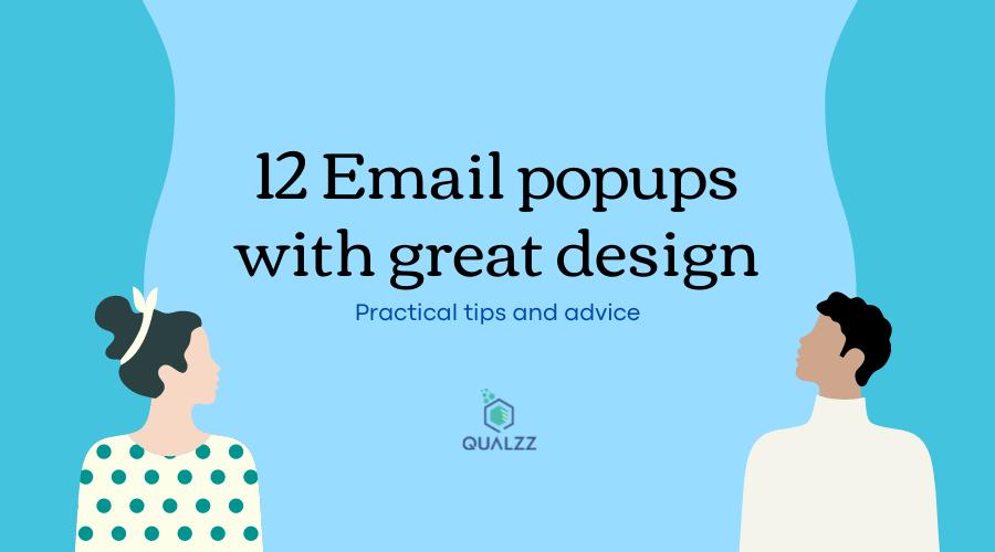 Email Popups Design