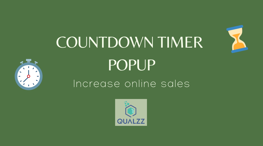Countdown Timer Popup Examples